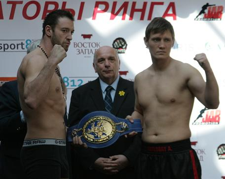 Александр Котлобай - Энцо Маккаринелли (1)