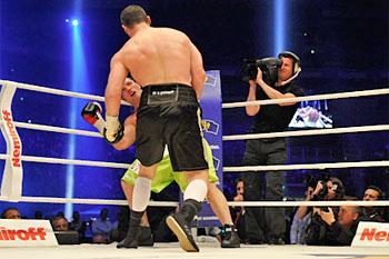 Виталий Кличко: «Теперь хочу сразиться с Хэем или Валуевым» (1)