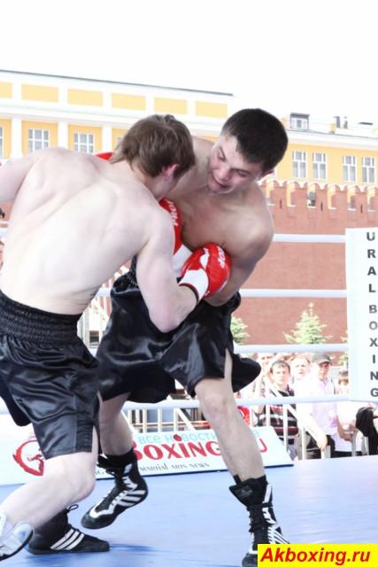 Красная площадь. Лобное место. Бокс (часть I) (3)