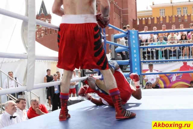 Красная площадь. Лобное место. Бокс (часть II) (5)