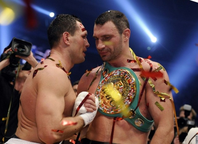 Виталий Кличко успешно защитил свой титул (2)