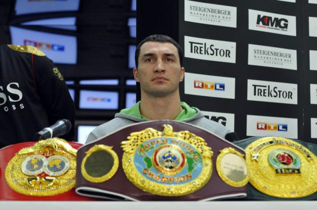 Братья Кличко выиграли торги на бой с Поветкиным (1)