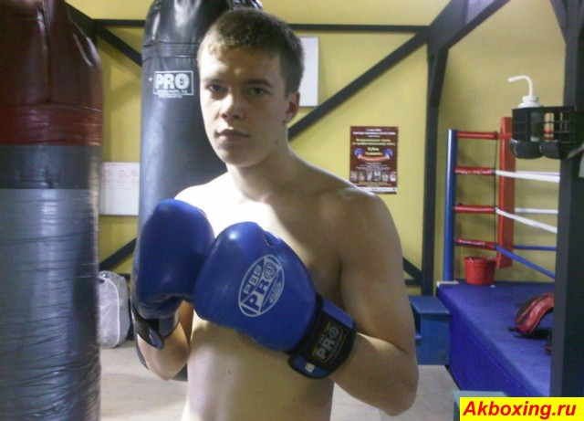 Александр Подрезов проведёт бой в США (1)