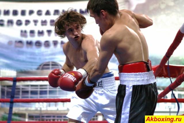 Профессиональный бокс в Климовске (5)
