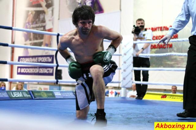 Профессиональный бокс в Климовске (8)