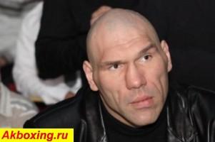 Николай Валуев встретится с Виталием Кличко в октябре (1)