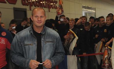 Фёдор Емельяненко - Фабрицио Вердум (1)