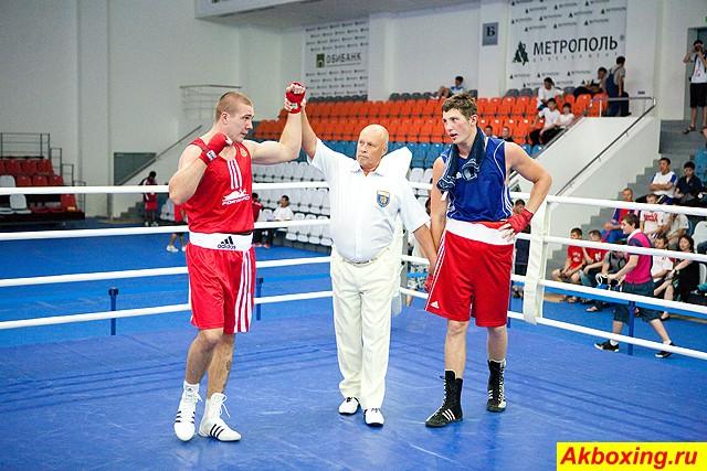 В МЦБИ открылась новая секция бокса (1)