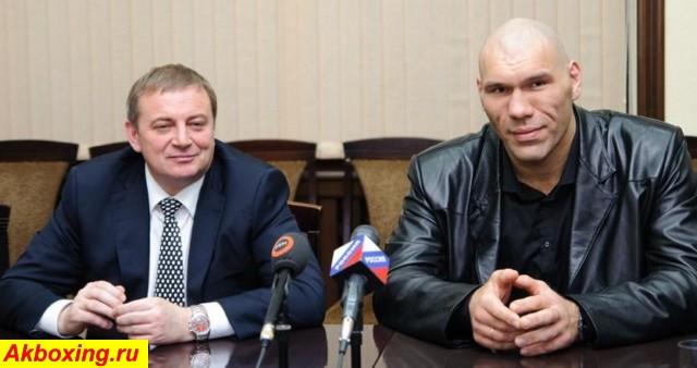 Школа бокса Николая Валуева в Сочи (1)