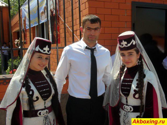 Рахим Чахкиев женился! (1)