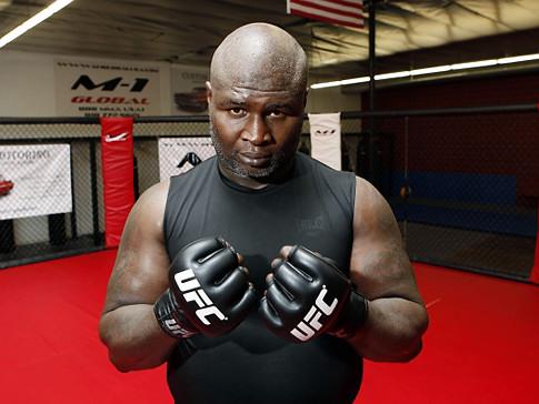 UFC против бокса: Рэнди Кутюр - Джеймс Тони  (1)