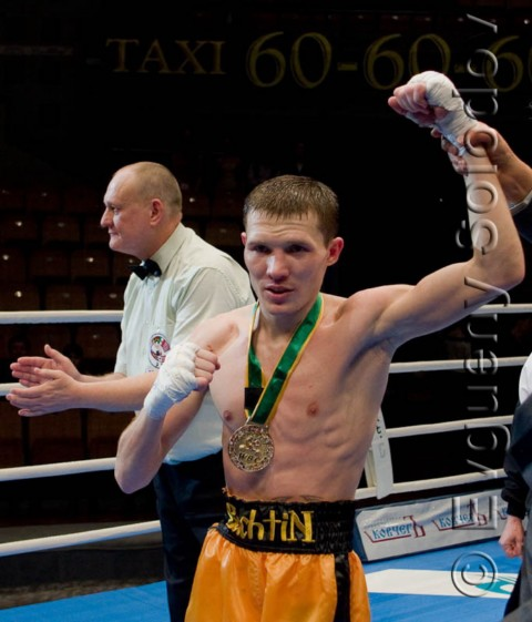 Александр Бахтин может побороться за чемпионский титул WBC  (1)