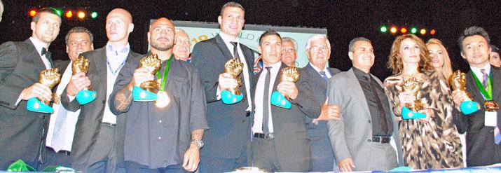«Ночь чемпионов» WBC (1)