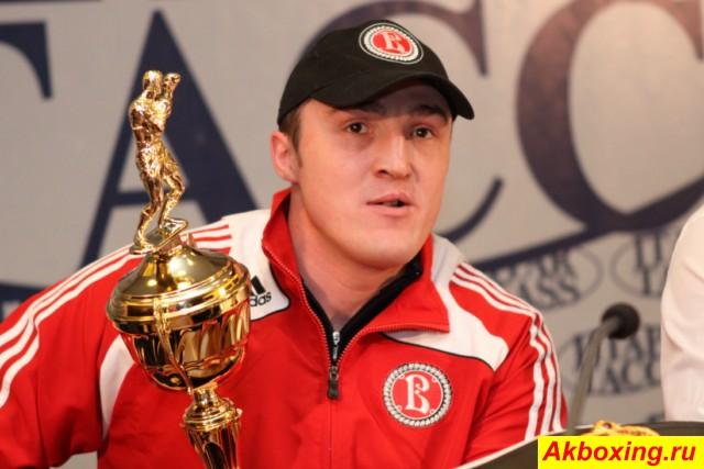 Лебедев может стать абсолютным чемпионом мира (1)