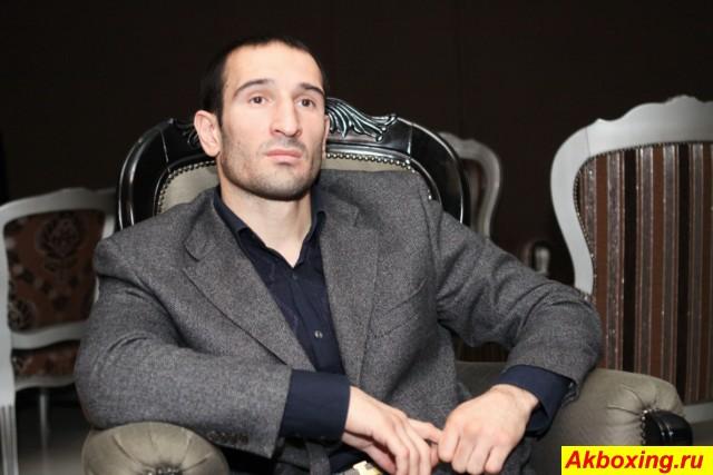 Асланбек Кодзоев сразится с Коко Муратом (1)