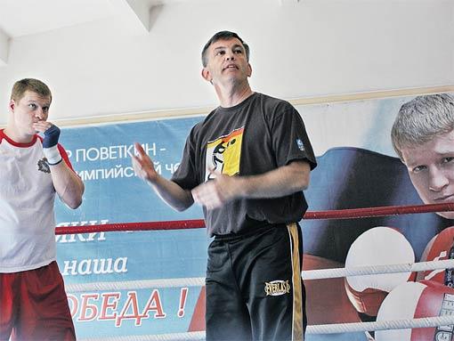 Александр Поветкин выйдет на ринг 30 октября (1)