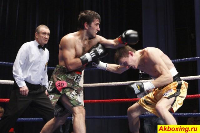 Александр Бахтин против Аюпа Арсаева (видео) (1)