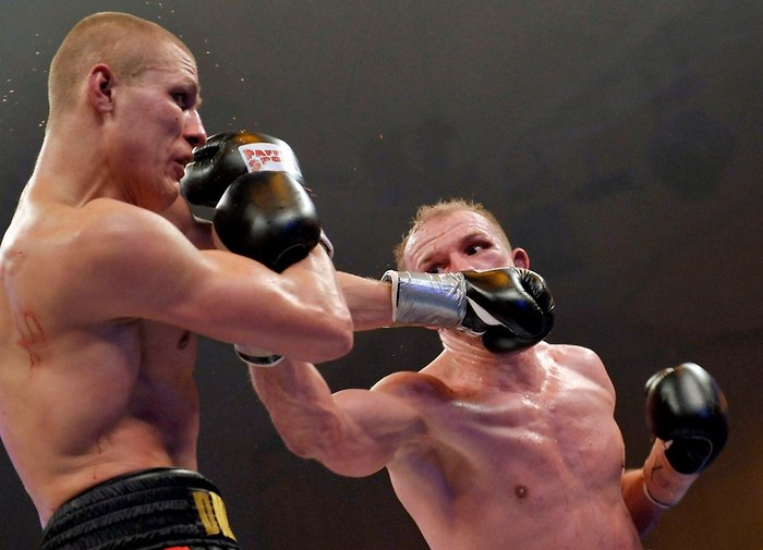 Дмитрий Сухотский выйдет на ринг 29 октября (1)