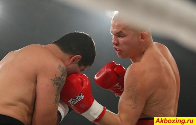 Константин Питернов победил Карена Аветисяна