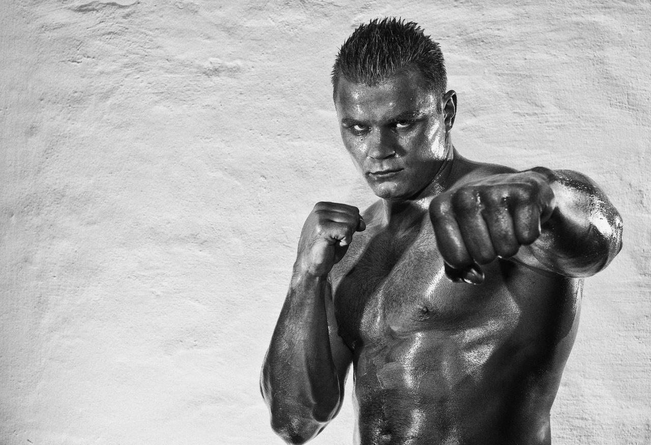 Денис Бойцов отказался бороться за титул Владимира Кличко (1)
