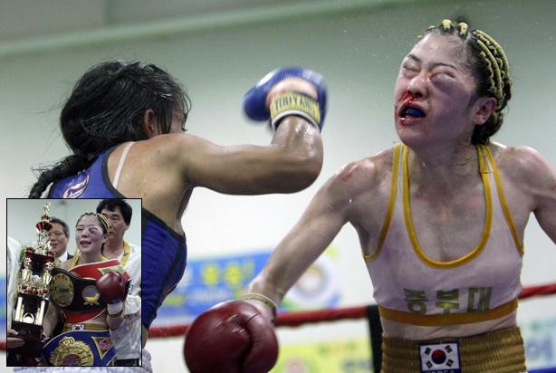 У бокса не женское лицо (2)