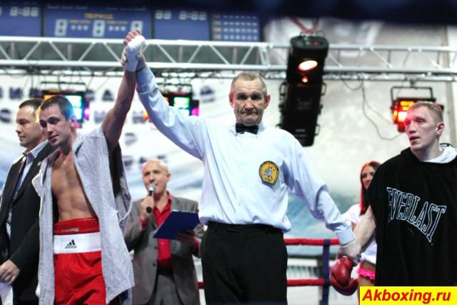 Андрей Климов стал чемпионом России в легком весе! (2)