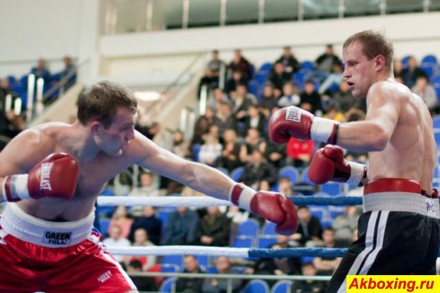 Андрей Климов стал чемпионом России в легком весе! (3)