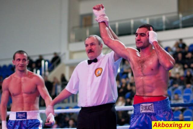 Андрей Климов стал чемпионом России в легком весе! (6)