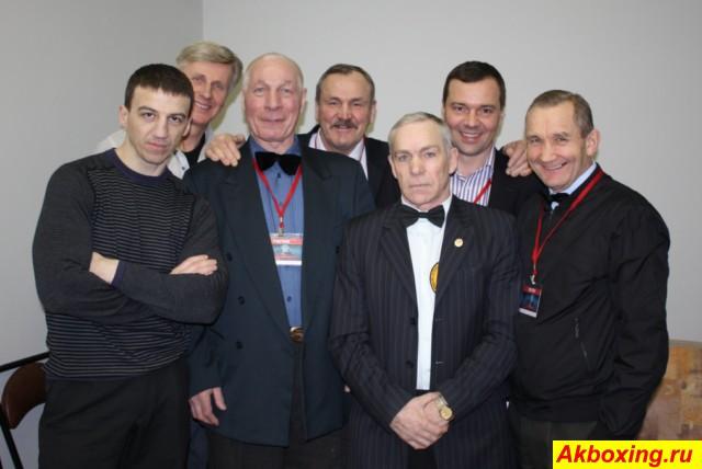 Александр Геннадьевич Васюшкин, боксер