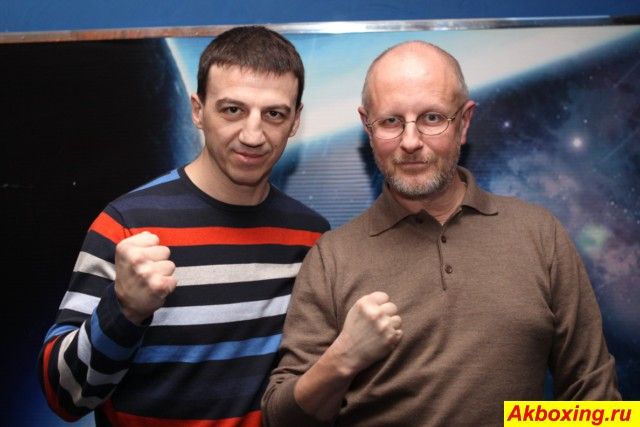 "Александр Колесников и Дмитрий Пучков ""Гоблин"""