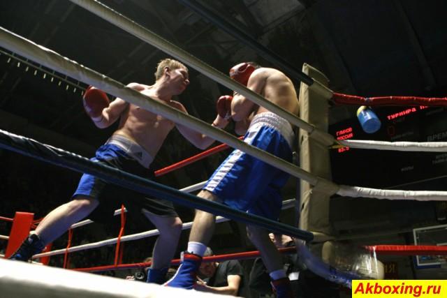 Предварительные результаты боксерского турнира в Ногинске (4)