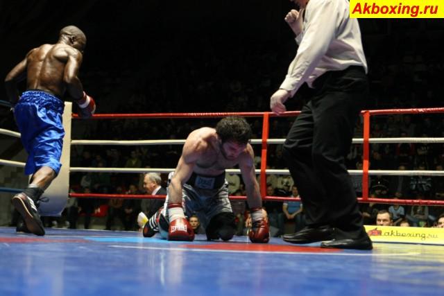 Предварительные результаты боксерского турнира в Ногинске (2)
