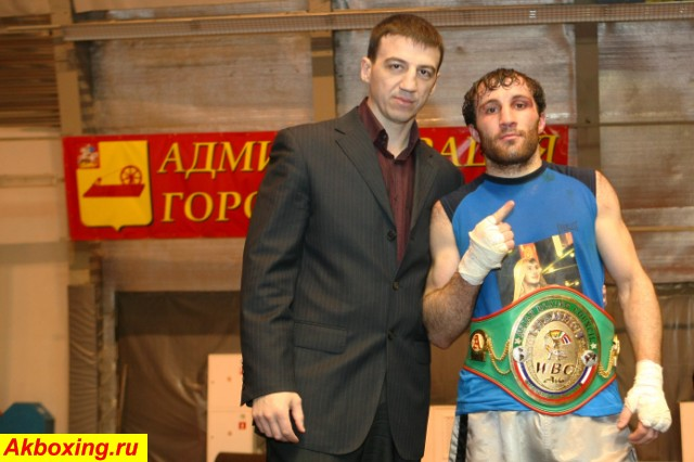 Итоги турнира по профессиональному боксу в Ногинске (4)