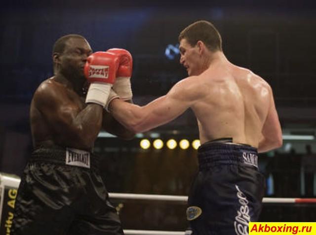 Александр Алексеев возвращается на большой ринг (2)