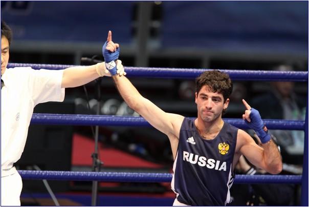 Михаил Алоян: На чемпионат России еду только за золотой медалью! (1)