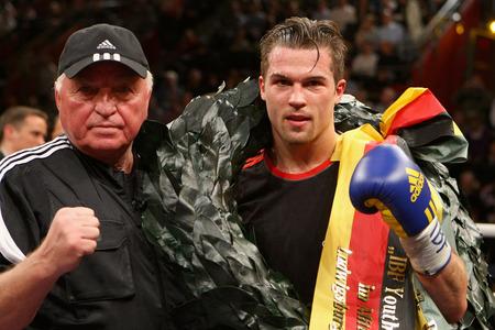 Восходящая звезда немецкого бокса - Доминик Брич (1)