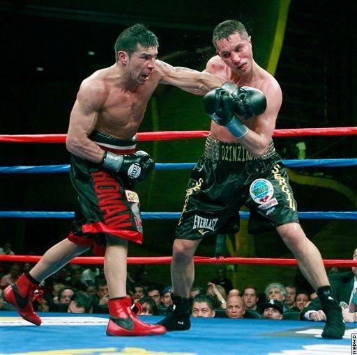 Серхио Мартинес никогда не будет драться с Пирогом (1)