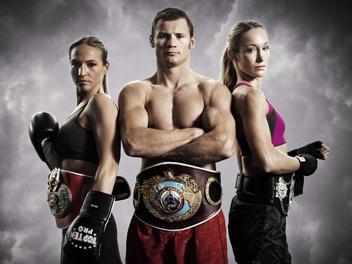 Роберт Штиглиц будет защищать свой титул 9 апреля (1)