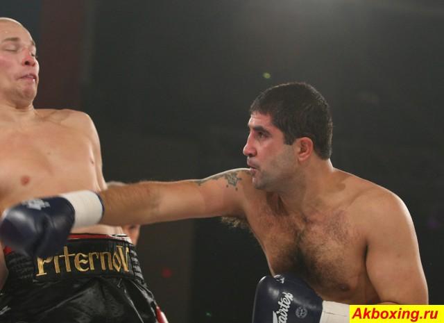 Профессиональный бокс снова в Кемерово! (2)