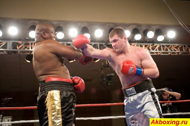 Andrey Fedosov vs. Lionel Butler