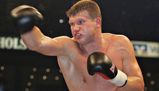 Александр Димитренко: Цель моей жизни - бой с Кличко (1)