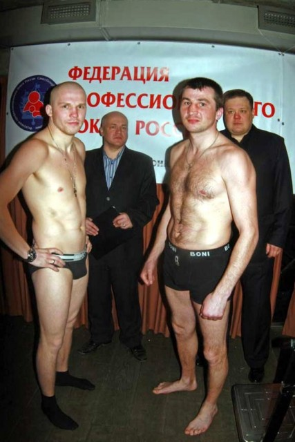 Сегодня состоится боксерское шоу в Санкт-Петербурге (1)