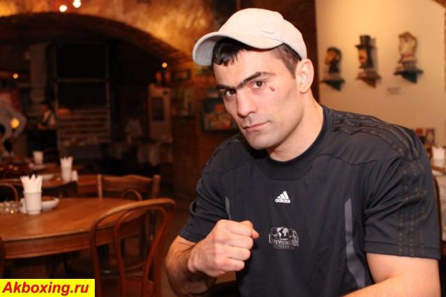 Интервью Рахима Чахкиева после победы в Лас-Вегасе (1)