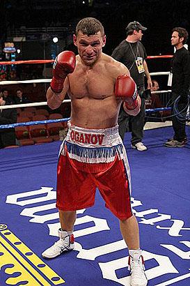 Виктор Оганов вернулся на ринг (1)