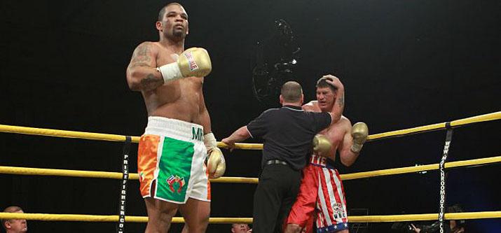 """Майк Перез выиграл турнир тяжеловесов """"Prizefighter"""" в Лондоне (1)"""