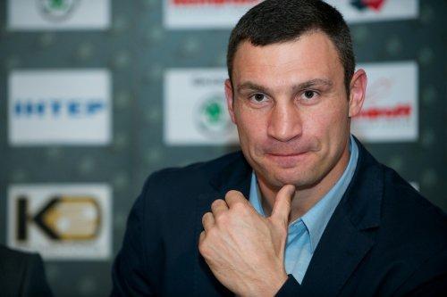 Виталий Кличко: Хэй сбежал как невеста из под венца (1)