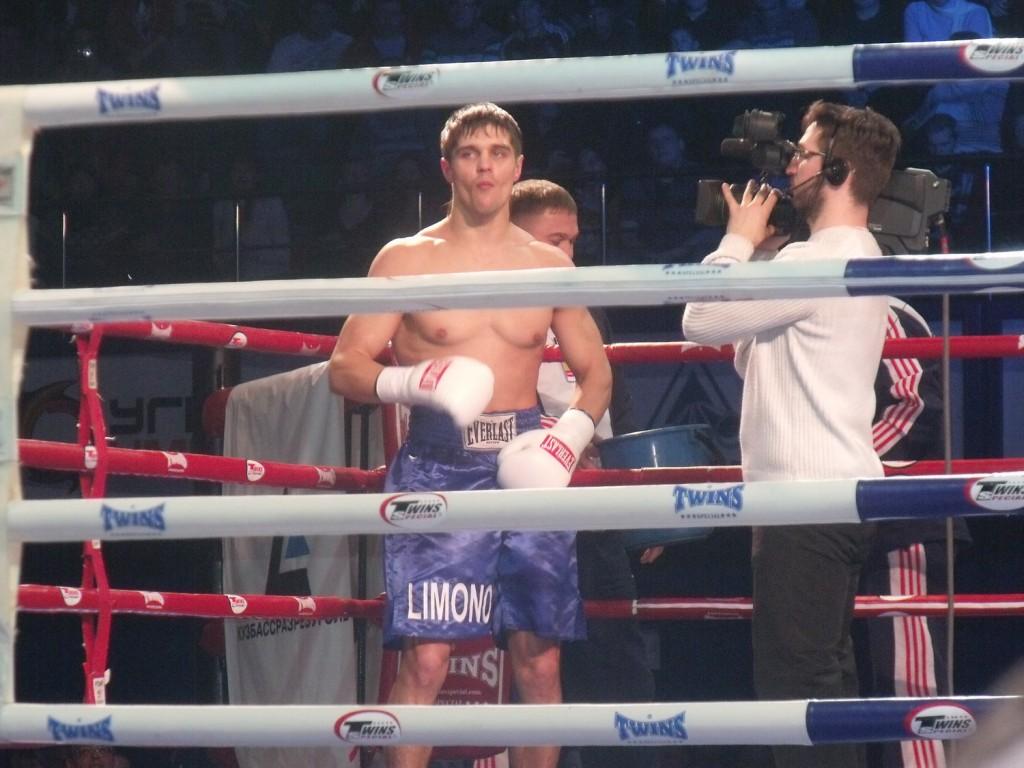 Макс Лимонов-новый чемпион России в среднем весе! (1)