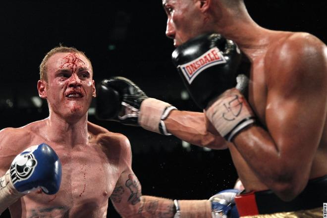 Результаты боев в Лондоне. Клеверли-чемпион мира! (2)