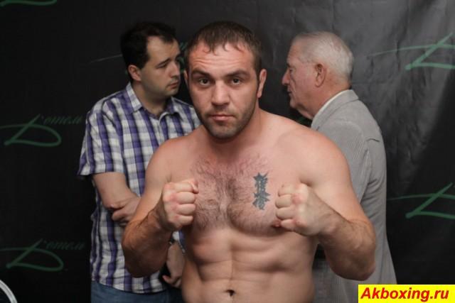 Профессиональный бокс на Красной площади! Сегодня! (9)