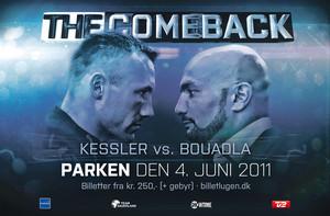 Постер к бою Кесслер-Боудла (1)